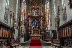 St.Nikolaus Kathedrale Altar