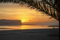 Sonnenuntergang-am-Lago-de-Obidos