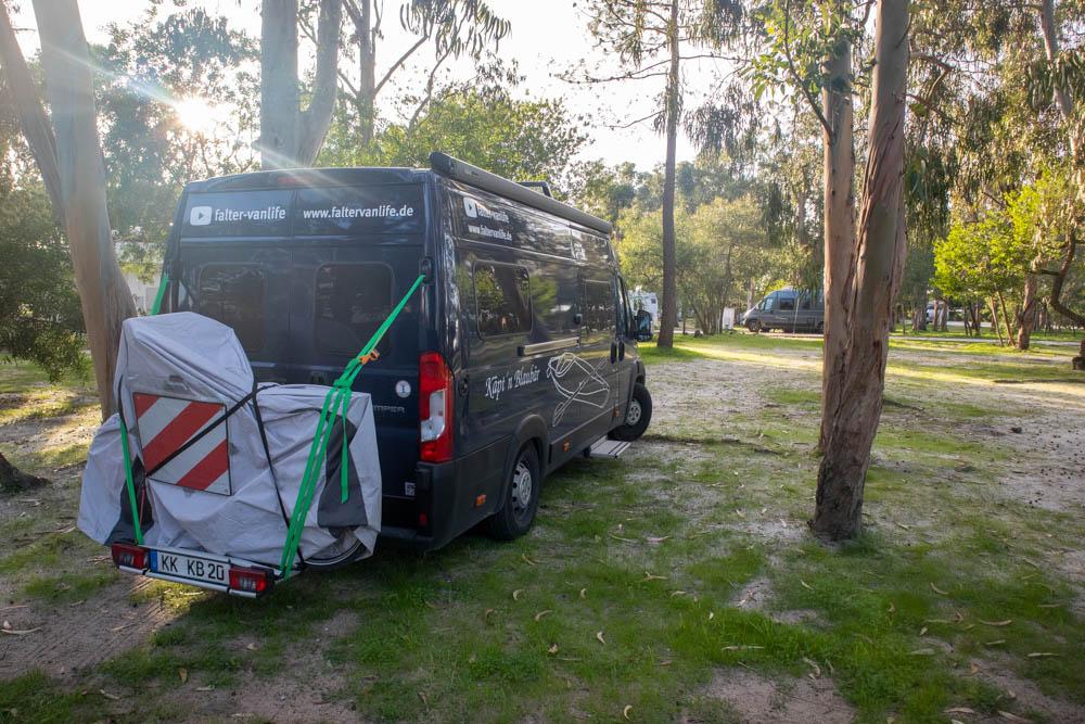 Campingplatz Milfontes 2