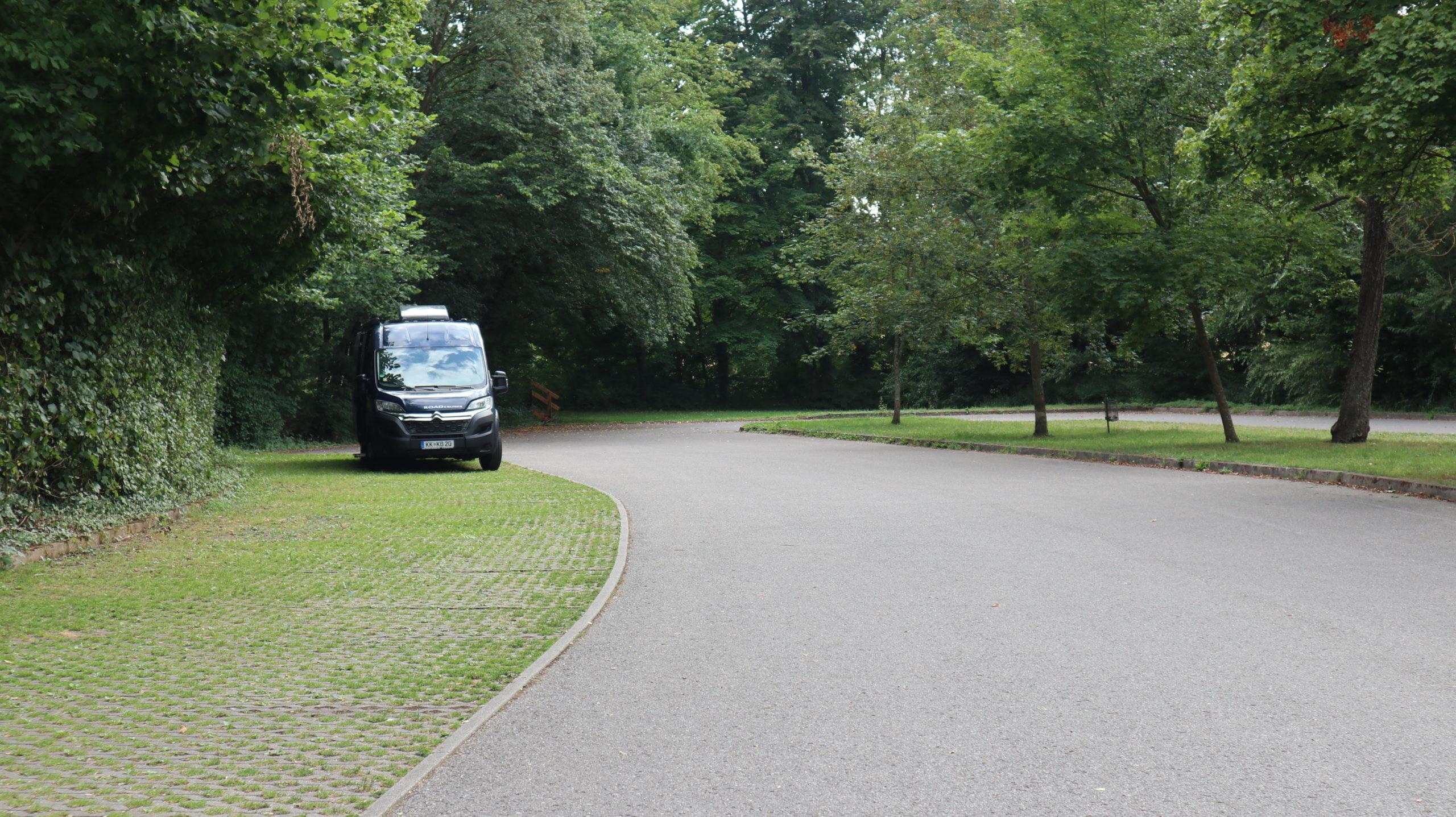 Parkplatz Östringen