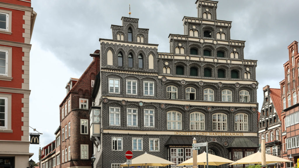 Lüneburg Häuser 1