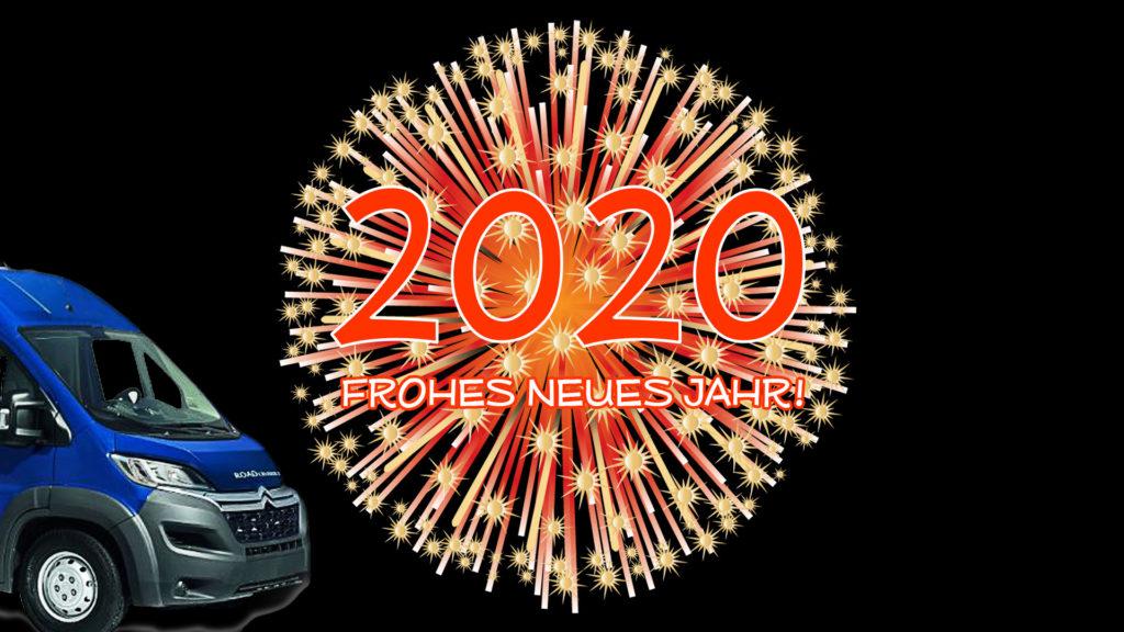 Neujahr mit Van
