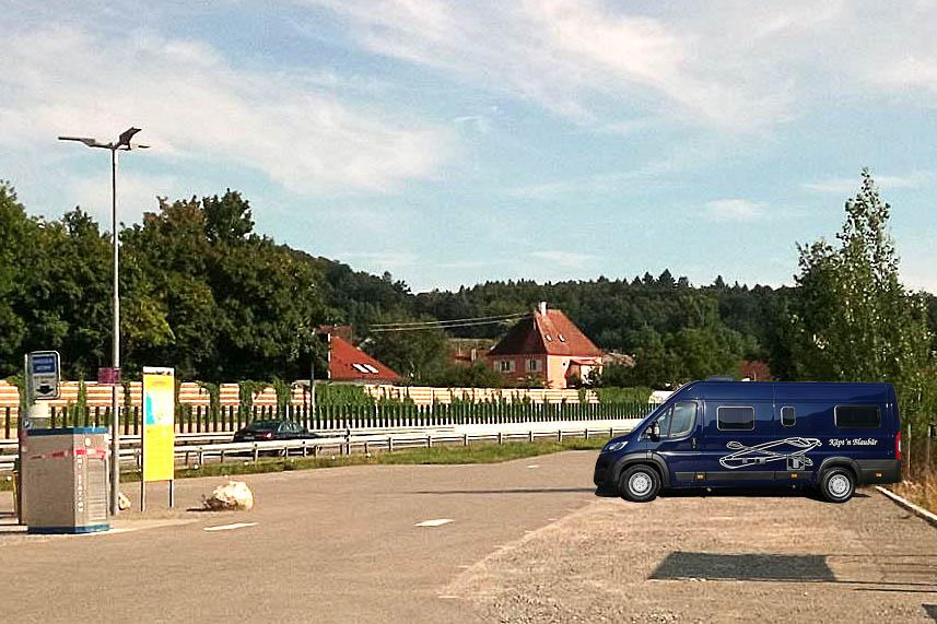 Parkplatz Uhldingen